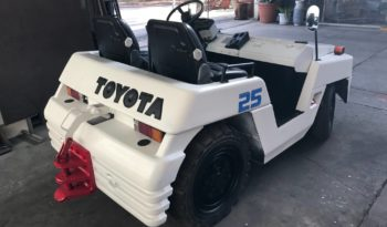 Toyota TD25 Towing Tractor full