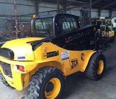 JCB 520-40 full