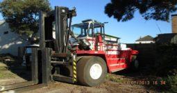 Svetruck 25-1200 Container Handler, 25Ton Diesel