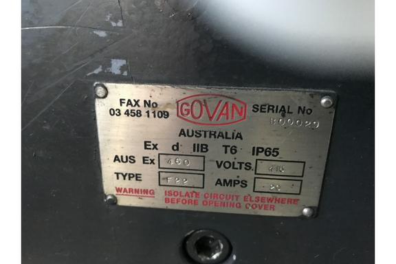 NYK FBRFW15 – Flameproof Class 1 full
