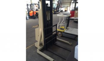 Crown 1T (3.8m Lift) 24V Elec. 20MTT154A Forklift full