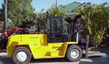 HYSTER H16.00XL2 With Low Mast Available For Easy Transport full