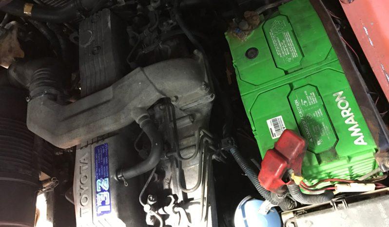 Toyota 7FD35 full