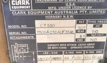 Clark CY550 full