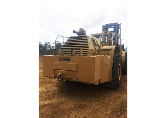 Liftking LK50C All-Terrain, 25Ton (3.8m Lift) Diesel full