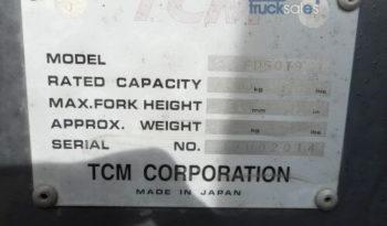TCM FD50T-9 full