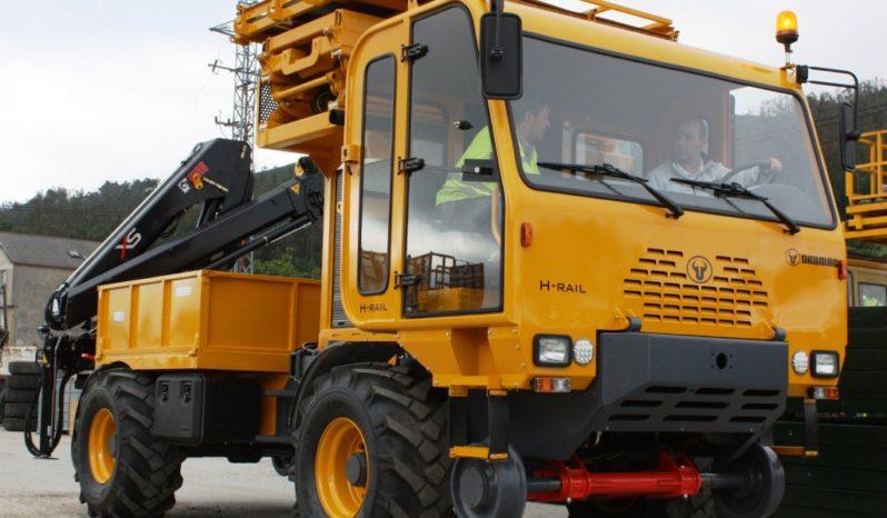 Uromac H-Truck full
