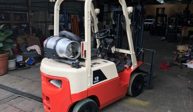 Nissan JO1A15 full
