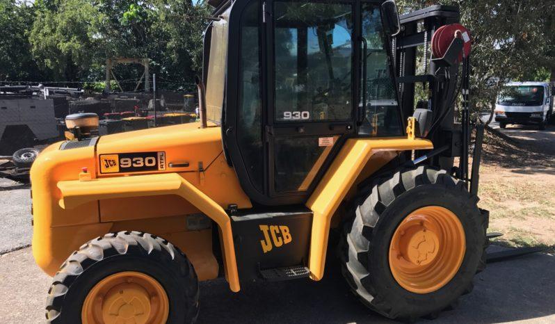 JCB 930 4WD full