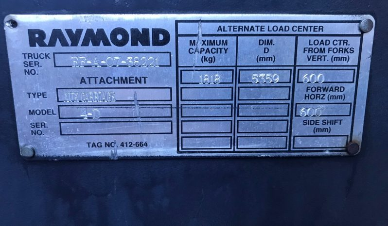 Raymond Easi 4D R45TT full