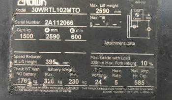 Crown WRTL102 full