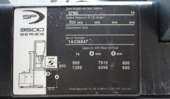 Crown SP3520-30 Stock Picker full