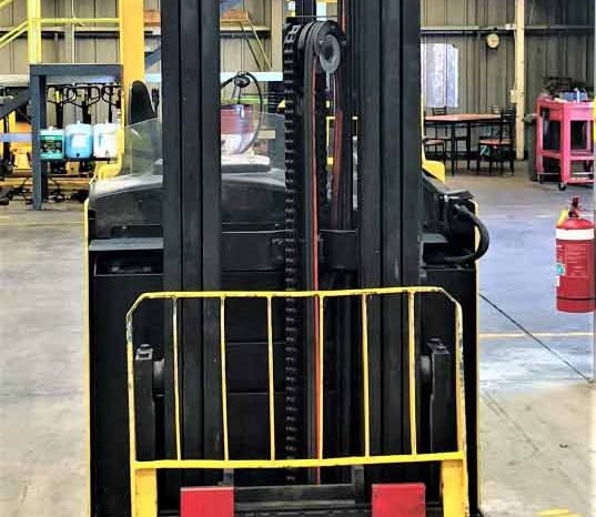 Hyster R1.6N, Rider Reach 1.6Ton (6.7m Lift) Electric Forklift full