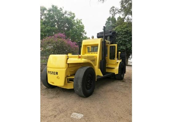 Hyster 520B Container Handler - Forklift Finder Service