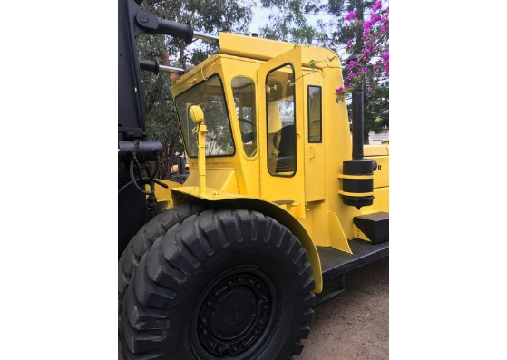 Hyster 520B Container Handler full