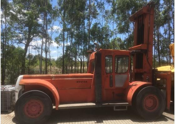 Hyster H620B Container Handler - Forklift Finder Service