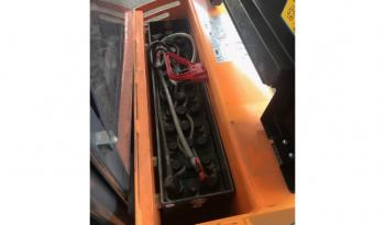 Komatsu 2T (4.6m Lift) 24V Electric OMG720 Forklift full