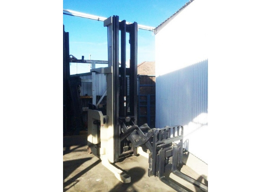 Crown 1.36T, Batt.Elec, 30RRDTT240 Forklift full