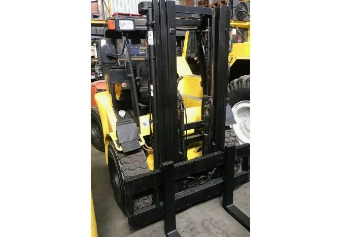 Mast Explorer 3T (4.3m Lift) 4WD Diesel H30DA Forklift full