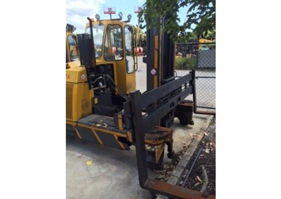 Hubtex 4T (6.1m Lift) LPG DQ45-G Forklift full