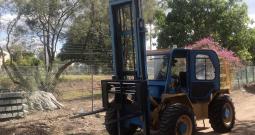 Omega 4WD Forklift 4415T-12MS