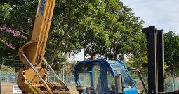 Omega 6T36E Telescopic Handler 2.7Ton (10.4m Lift) Diesel Forklift