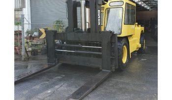 Clark 24T Diesel C500Y550D Forklift full
