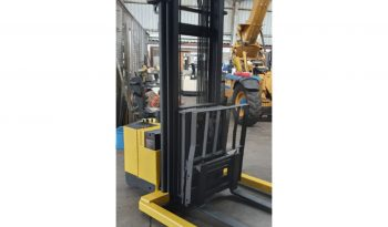 Sumi 1.5T (4m Lift) Walkie Reach, Electric, HDR1.5 Forklift full