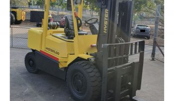 Hyster H5.00DX Container Entry 5Ton (4m Lift) Diesel full