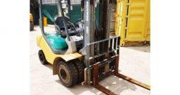 2.5T Komatsu Diesel FD25-16 Forklift