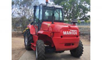 Manitou 3T (3.7m Lift) 4WD Diesel M30-4 Forklift full