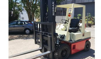 Nissan 2.5T (5.5m Lift) Container Entry LPG PHO2A25 Forklift full