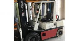 2.5T Nissan LPG PHO2A25 Container Mast Forklift