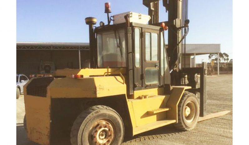 Yale/Taylor 12T (4.4m Lift) Diesel GT280 Forklift full