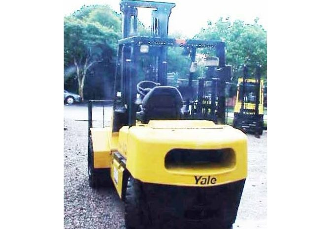 YALE 4T (4m Lift) 6cyl Diesel GDP40LH Forklift full