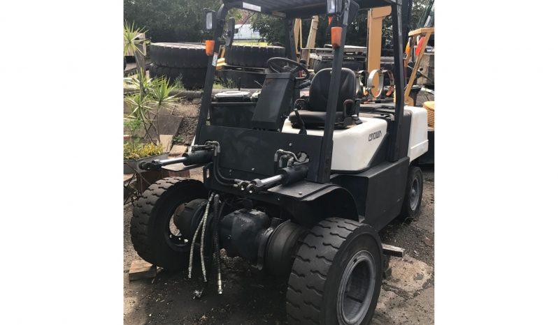Crown CL50SC-2, 5Ton (4.8m Lift) LPG Forklift full