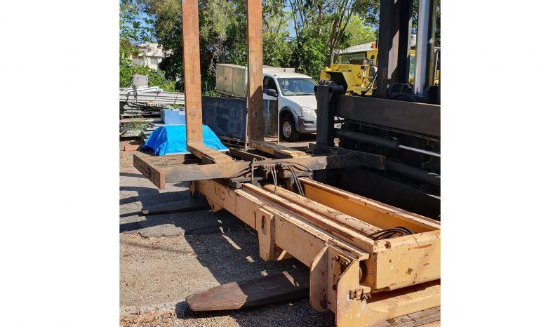 Caterpillar 14.3T (4.5m Lift) Diesel V330B Forklift full