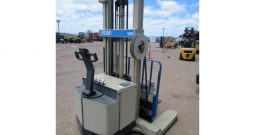 Crown 40WRTL174AD Walkie-Reach 2.0T (4.42m Lift) All-Directional 24V Forklift