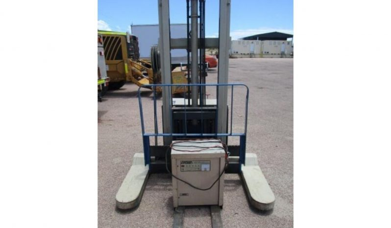 Crown 40WRTL174AD Walkie-Reach 2.0T (4.42m Lift) All-Directional 24V Forklift full