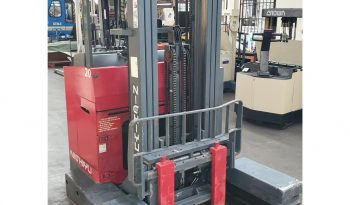 Nichiyu FBROW20, 1.5Ton (5m Lift) Multi-Directional Electric Forklift full