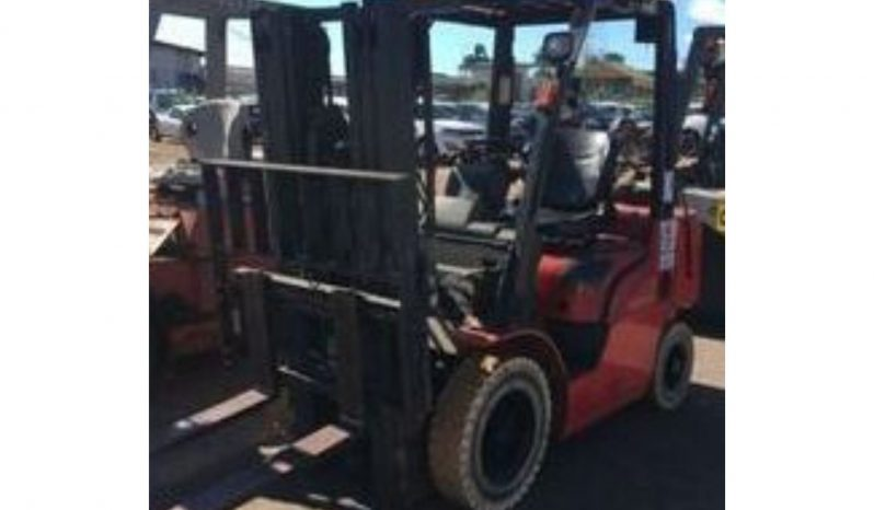 Nissan F2A25U, 2.5Ton (Lift 4.3m) Container Entry LPG Forklift full