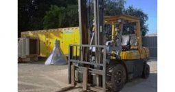 TCM FG40T8 4ton (4.5m Lift) w Side-Shift LPG/Petrol