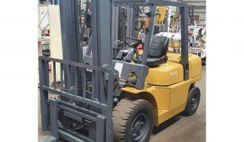 TCM FG40T8 4ton (4.5m Lift) w Side-Shift LPG/Petrol full