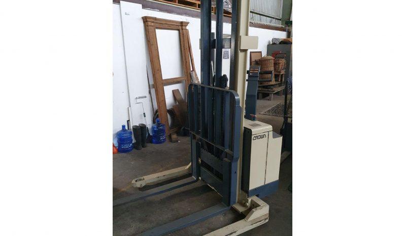 Crown 30WTF154A Walkie-Stacker 1.5Ton (3.8m LIFT) 24Volt Forklift full