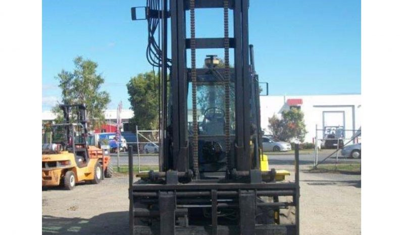 Hyster H16.00XL 16Ton (4.5m LIFT) Turbo Diesel Forklift full