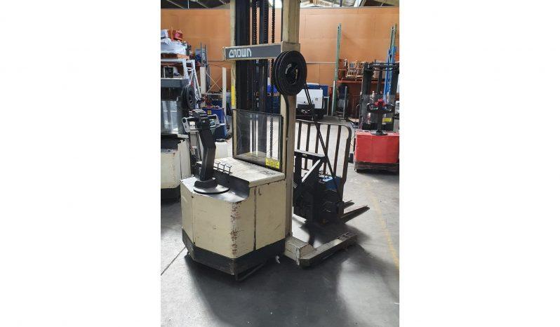 Crown 30WRTL174 1.5Ton (4.42m LIFT) 24V Forklift full