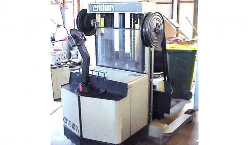 Crown 30WRTT152 Walkie-Reach 1.5Ton (3.8m Lift) 24V Forklift full