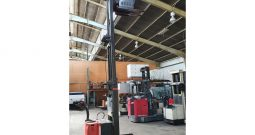 Raymond RWR300 Walkie Reach 1.36Ton (4.8m Lift) 24V