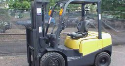 TCM 3Ton FD30T3 Container Entry (2.9m Lift) Diesel Forklift