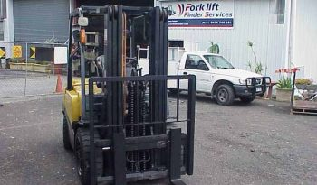 TCM 3Ton FD30T3 Container Entry (2.9m Lift) Diesel Forklift full